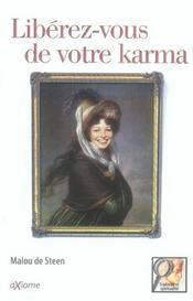 Liberez-Vous De Votre Karma - Intérieur - Format classique