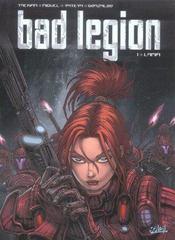 Bad Legion T.1 ; Lamia - Intérieur - Format classique