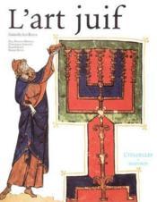 L'art juif - Couverture - Format classique