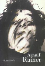 Arnulf Rainer/Reperes 132 - Intérieur - Format classique