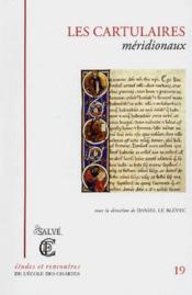 Les cartulaires méridionaux - Couverture - Format classique