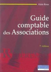 Guide comptable des associations (7e édition) - Intérieur - Format classique