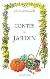 Contes Du Jardin - Couverture - Format classique