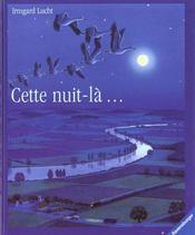 Cette Nuit-La - Intérieur - Format classique