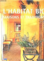 Habitation bio - Couverture - Format classique