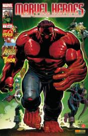Vente livre :  MARVEL HEROES N.7  - Bendis Fraction