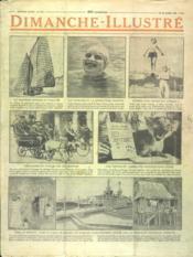 Dimanche Illustre N°270 du 29/04/1928 - Couverture - Format classique