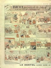 Dimanche Illustre N°270 du 29/04/1928 - 4ème de couverture - Format classique