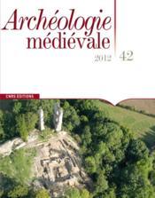 Archeologie Medievale T.42 - Couverture - Format classique