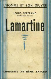 Lamartine. - Couverture - Format classique