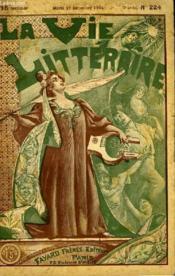 Le Rendez Vous. La Vie Litteraire. - Couverture - Format classique