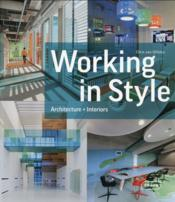 Vente  Working in style ; architecture and interiors  - Chris Van Uffelen