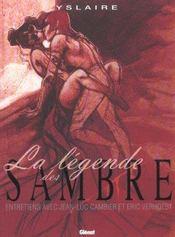 La Legende Des Sambre - Intérieur - Format classique