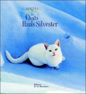 Agenda 2002 ; Les Chats De Hans Silvester - Couverture - Format classique