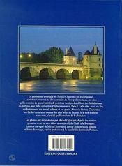 Aimer le poitou-charentes - 4ème de couverture - Format classique