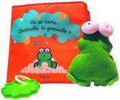 Où se cache Chatouille, la grenouille ? - Couverture - Format classique