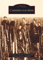 Carrieres-sur-Seine - Couverture - Format classique