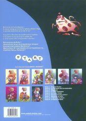 Monster allergy t.9 ; le retour de zack - 4ème de couverture - Format classique