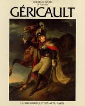 Gericault t.1 ; l'homme - Couverture - Format classique
