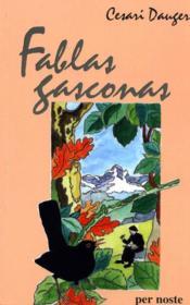 Fablas Gasconas - Couverture - Format classique