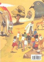 Number 5 t.8 - 4ème de couverture - Format classique