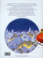 Noël de rêve - 4ème de couverture - Format classique