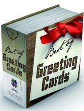 Vente livre :  Best of greeting cards  - Collectif