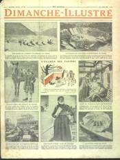 Dimanche Illustre N°271 du 06/05/1928 - Couverture - Format classique