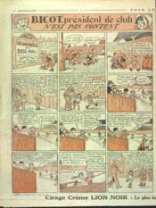 Dimanche Illustre N°271 du 06/05/1928 - 4ème de couverture - Format classique