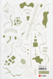 Maîtrise d'oeuvre urbaine ; trente ans d'ateliers - 4ème de couverture - Format classique