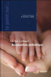 Vente  Reanimation pediatrique (collection le point sur ...)  - Paut Olivier