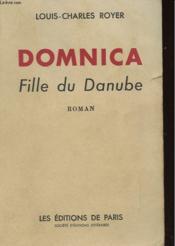 Domnica Fille Du Danube - Couverture - Format classique