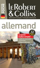 LE ROBERT & COLLINS ; POCHE ; allemand  - Collectif