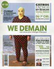 Vente livre :  WE DEMAIN N.12  - We Demain