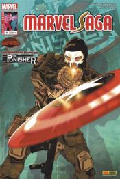 Vente livre :  Marvel Saga V2 12 : Punisher Last Days  - Nathan Edmondson