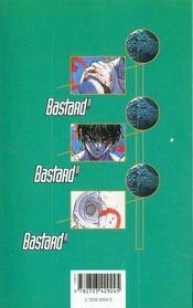 Bastard !! - Tome 19 - 4ème de couverture - Format classique