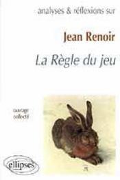 Jean Renoir La Regle Du Jeu - Intérieur - Format classique