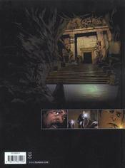 Sanctuaire T.2 ; Le Puit Des Abimes - 4ème de couverture - Format classique