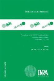 Molecular farming. - toutant/molecular farming. - Couverture - Format classique