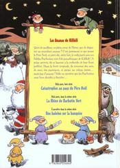 Les Barbutins T.2 ; Les Ananas De Kilikili - 4ème de couverture - Format classique