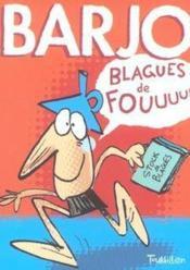 Barjo - Couverture - Format classique