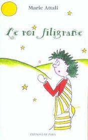 Le Roi Filigrane - Intérieur - Format classique