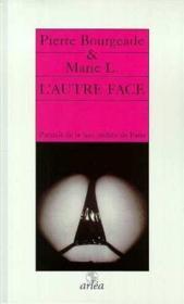 Autre Face : Portrait De La Face Cachee De Paris (L') - Couverture - Format classique