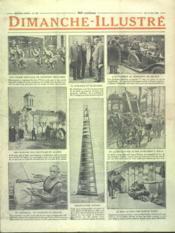 Dimanche Illustre N°272 du 13/05/1928 - Couverture - Format classique