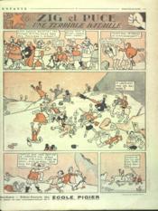 Dimanche Illustre N°272 du 13/05/1928 - Intérieur - Format classique
