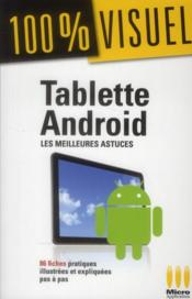 Vente  Tablettes Android ; les meilleures astuces  - Jerome Genevray