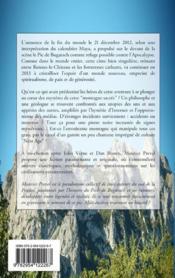 La pierre noire de Bugarach - 4ème de couverture - Format classique