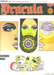 Dracula N° 16. Sombra Viva. Texte En Espagnol. Bande Dessinee Pour Adultes. - Couverture - Format classique