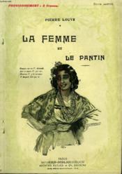 La Femme Et Le Pantin. Collection Modern Bibliotheque. - Couverture - Format classique