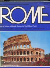 Rome Dans L'Histoire- Dans La Foi- Dans La Civilisation - Couverture - Format classique